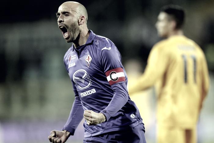 Inter-Borja Valero: fumata bianca