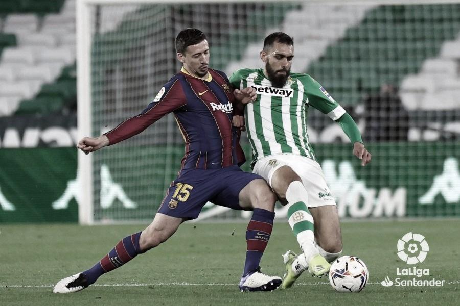 """Borja Iglesias: """"Vamos a luchar hasta el final para lograr meternos en Europa"""""""