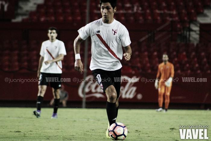 Sevilla Atlético - SD Huesca: puntuaciones del Sevilla Atlético, jornada 5 de Segunda División