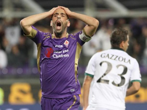 Ancora reti bianche al Franchi: Fiorentina - Sassuolo finisce 0-0