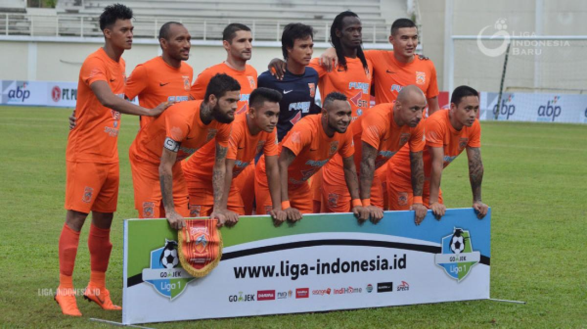 Liburan, Skuat Borneo FC Diminta Lupakan Hasil Negatif
