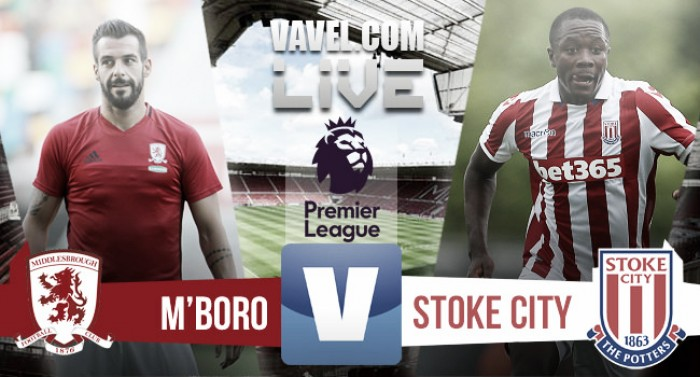 Shaqiri magic sees Stoke City save point from buoyant Middlesbrough