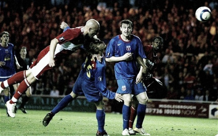 Flashback: Middlesbrough complete unlikely comeback against Steaua Bucharest