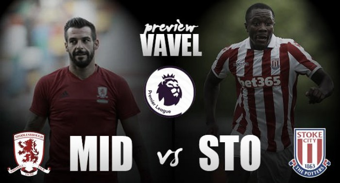 Middlesbrough vs Stoke City Preview: Boro looking for win on Premier League return