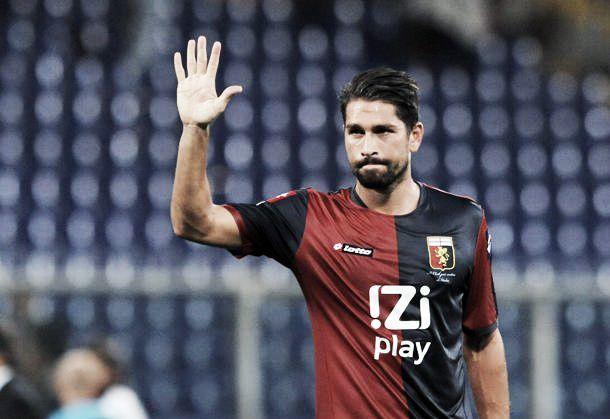 Genoa, arriva Borriello dalla Roma