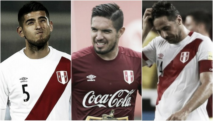 """Selección Peruana: Los """"borrados"""" del proceso de Ricardo Gareca"""
