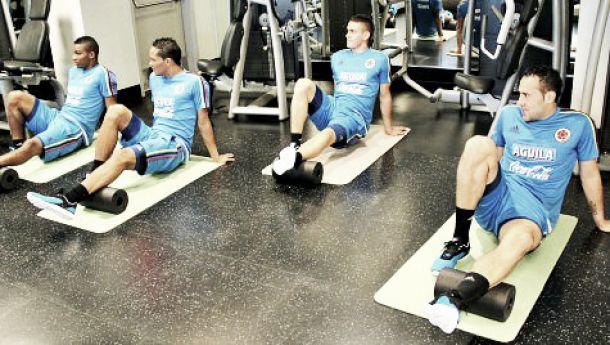 Rafael Santos Borré quiere aprender de sus compañeros de Selección Colombia