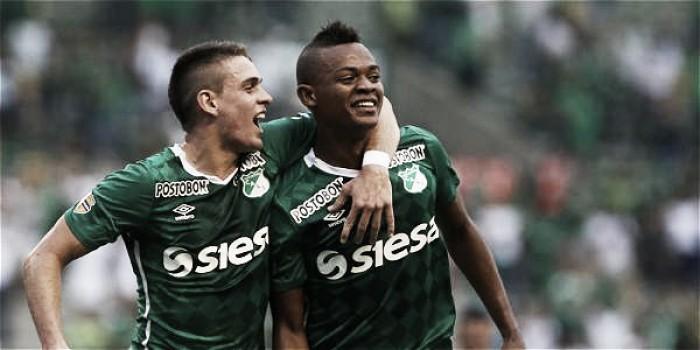 Harold Preciado y Rafael Santos Borré las dos grandes bajas del Deportivo Cali