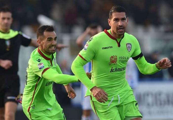 Cagliari, sospiro di sollievo. Borriello può recuperare