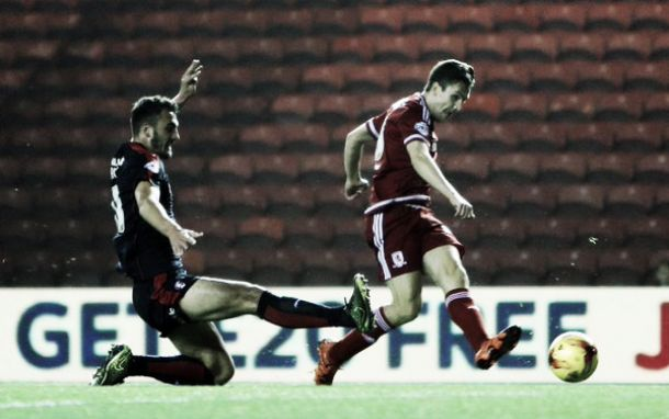 Middlesbrough 1-0 Rotherham United: Boro beat basement boys to keep pace with frontrunners