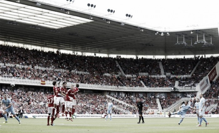 Middlesbrough 1-1 Stoke City: Entertaining opening-day draw at the Riverside