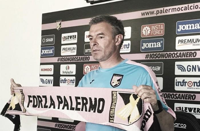 """Palermo, Bortoluzzi: """"Proviamo a salvare l'orgoglio. Diamanti? Non cambio idea"""""""