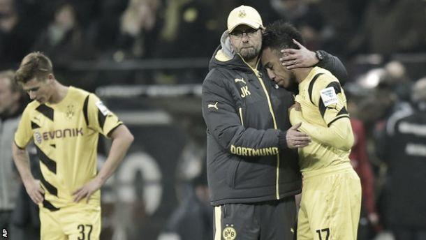 Borussia Dortmund é o último na Bundesliga