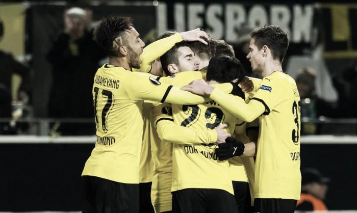 Dortmund x Porto: Dragão cai na Alemanha e eliminatória complica-se