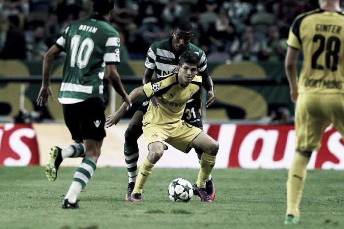 Champions League, Ramos decide la sfida tra Borussia Dortmund e Sporting