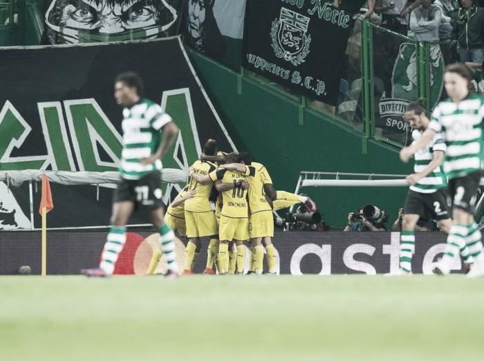 Champions League, il Borussia Dortmund batte lo Sporting e conserva l'imbattibilità