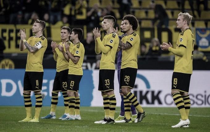 Borussia Dortmund empata com o Werder Bremen e perde a chance de subir na tabela da Bundesliga