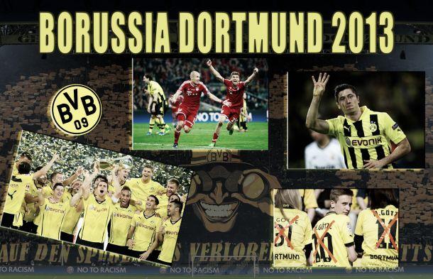 Borussia Dortmund 2013: el año en que debió llegar la culminación