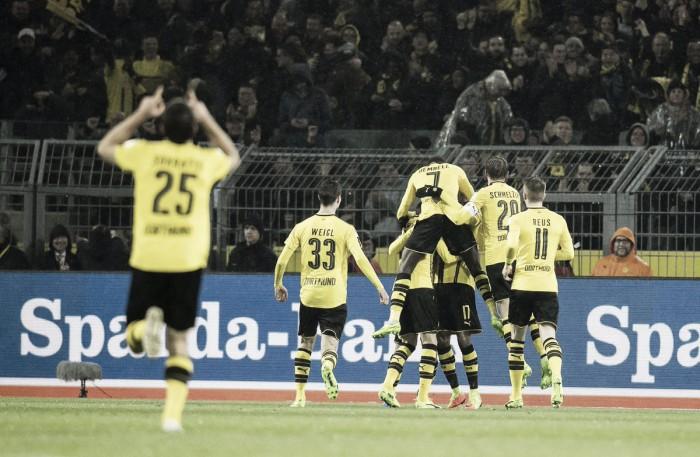 Bundesliga - Aubameyang rialza il Dortmund: 1-0 al Lipsia