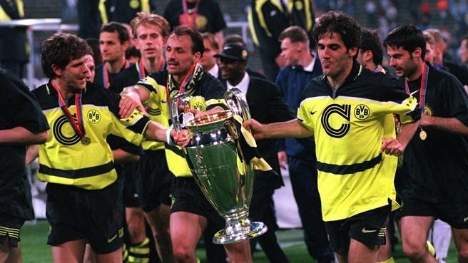 Borussia Dortmund, en alemán antiguo