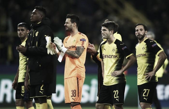 Borussia Dortmund, in Champions League così non basta
