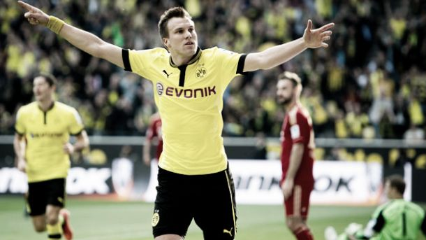 """El año del """"Borussia Grosskreutz"""""""