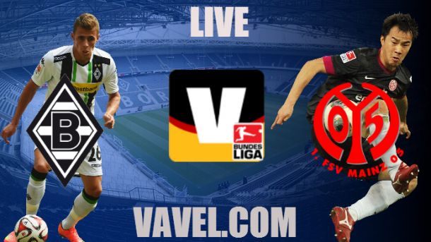 Borussia Mönchengladbach vs Mainz Live Stream and Bundesliga Scores 2014