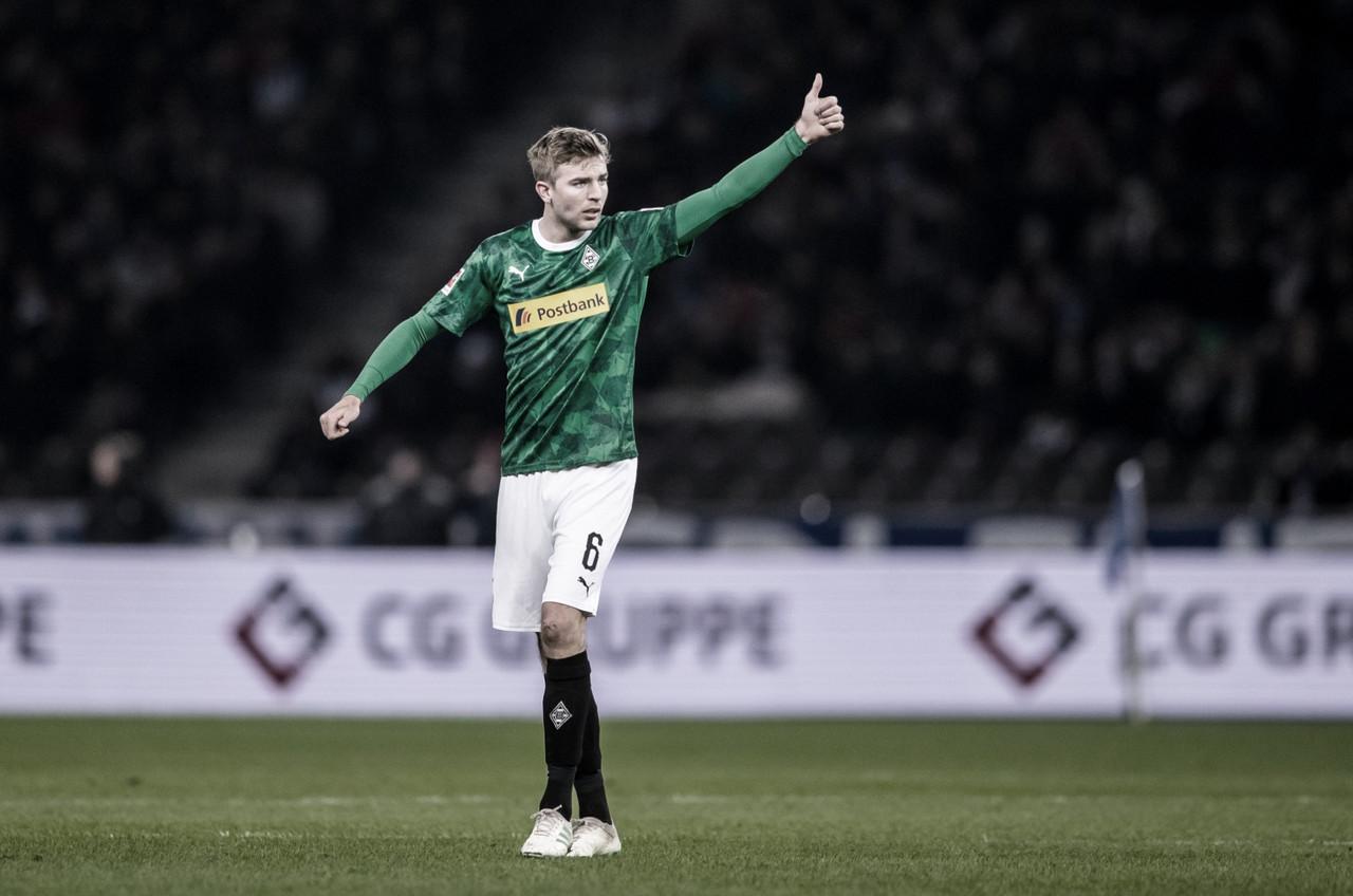 Em jogo morno, Gladbach e Hertha Berlin empatam no Borussia Park