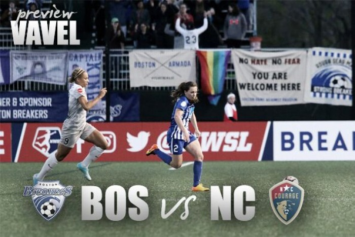 Boston Breakers vs North Carolina Courage Preview: The Breakers looking to turn the tables