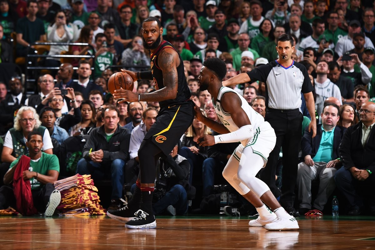 NBA Playoffs, Eastern Conference Finals - LeBron James è sempre il Re: Boston s'inchina in gara 7