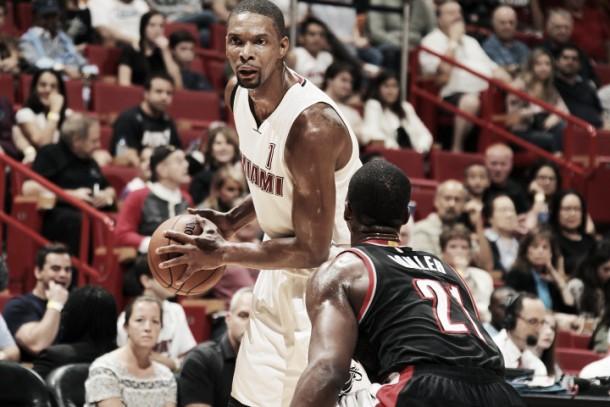 Nba, Bosh trascina Miami contro i Blazers. Nets sempre più giù