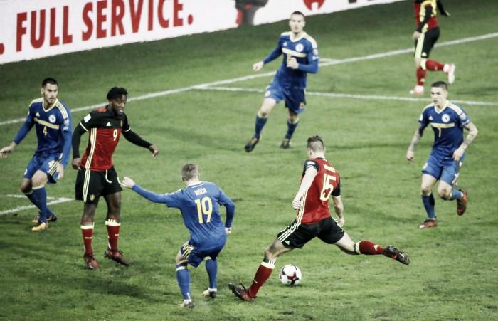 Qualificazioni Russia 2018, gruppo H - Grecia, un punto contro Gibilterra per il playoff. Bosnia, speranze vane?