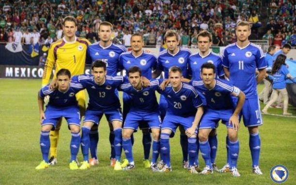 Pjanic e la sua Bosnia
