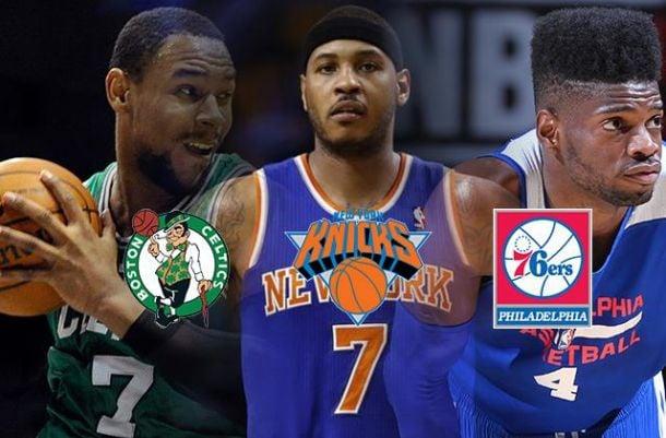 NBA Preview, ep. 2: Boston Celtics, New York Knicks e Philadelphia 76ers
