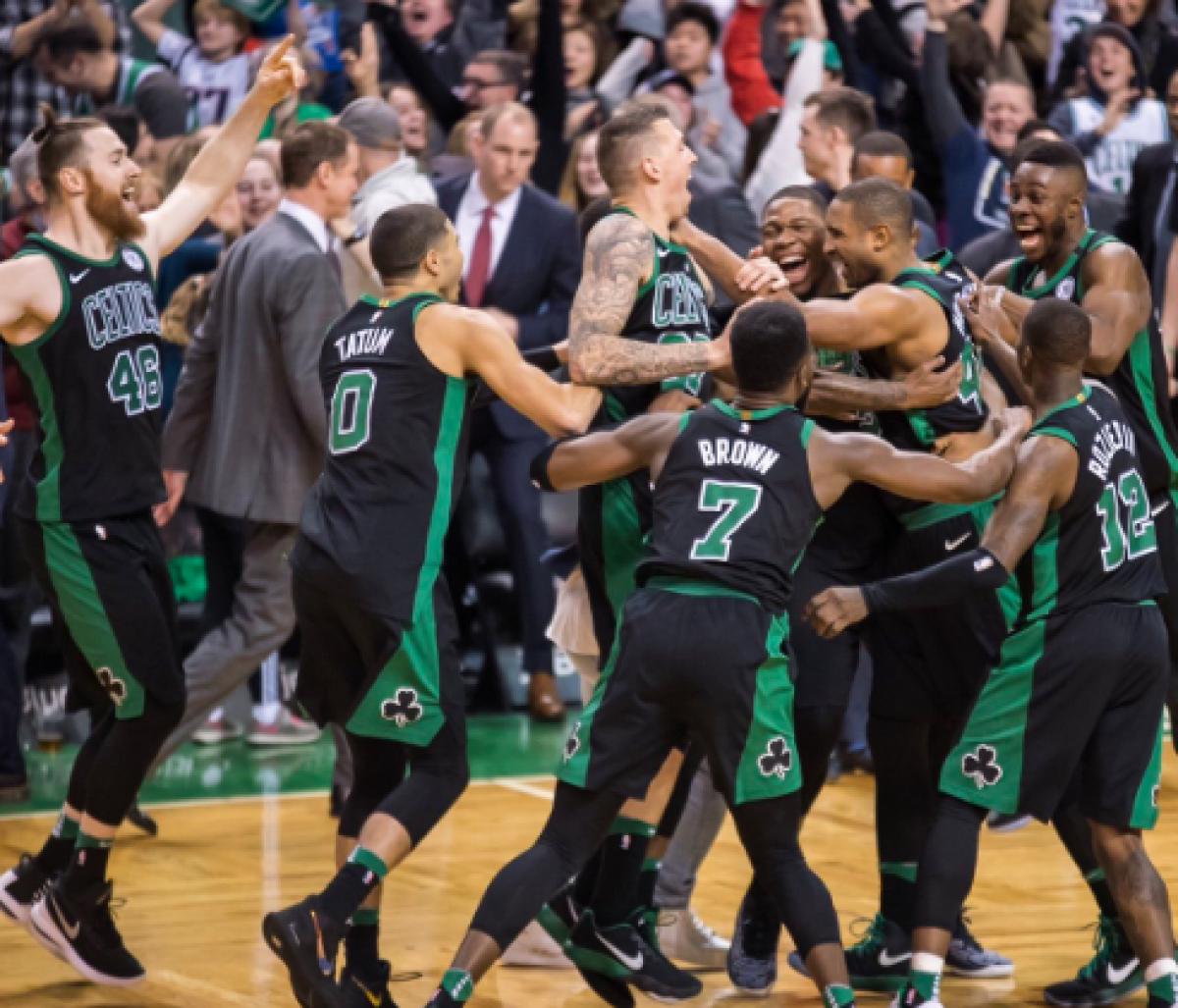 NBA Playoffs - I Boston Celtics ed il mal di trasferta