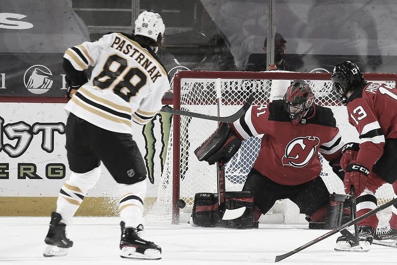 Boston Bruins y Edmonton Oilers a los playoff