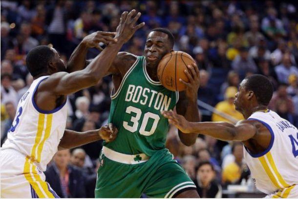 Golden State Warriors Hold Off Stubborn Boston Celtics, Win 114-111