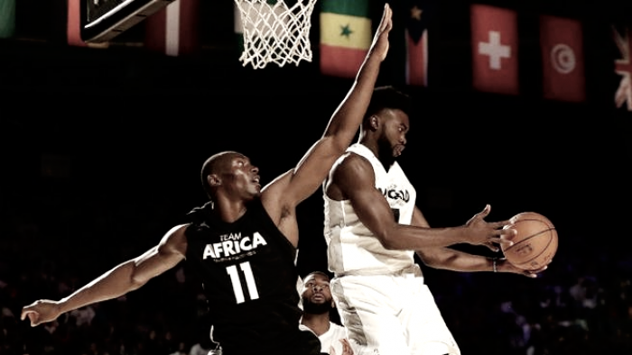 NBA Africa Game: grande spettacolo a Johannesburg, trionfa il Team World