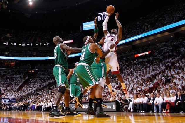 Miami pone el listón muy alto ante Boston