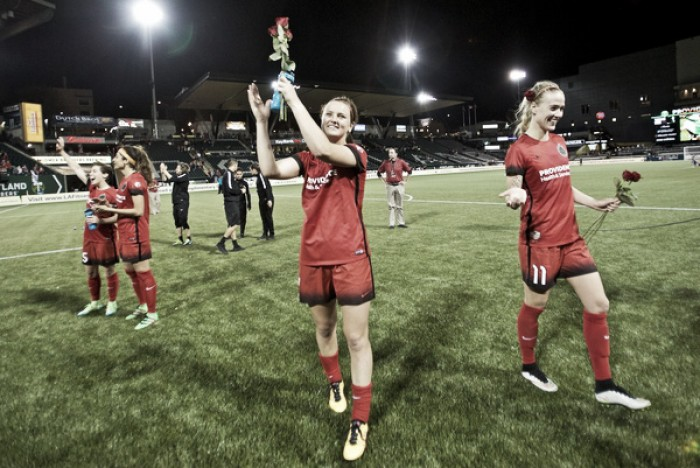 Boston Breakers searching for first victory, Portland Thorns looking to build on momentum