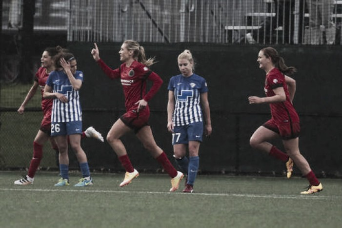 Portland Thorns secure three points late against Boston Breakers