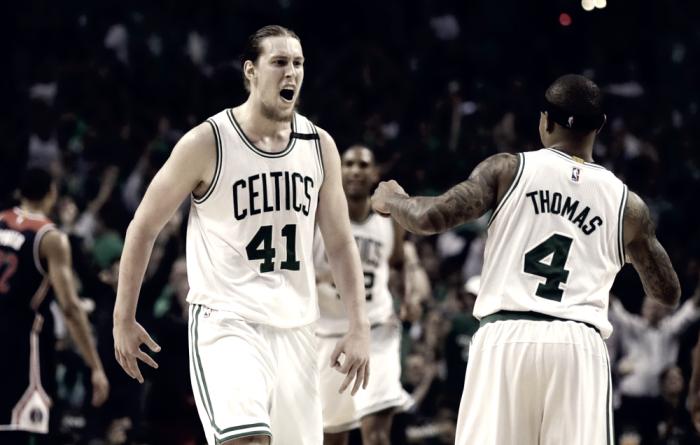 NBA Playoffs - Celtics, collettivo al potere. Washington crolla nel finale