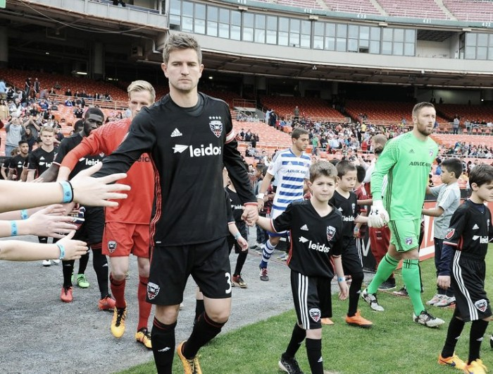 D.C. United trade Bobby Boswell to Atlanta United FC