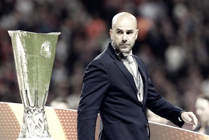 """Europa League - La delusione di Peter Bosz dopo la finale: """"Partita noiosa, bravi loro in difesa"""""""