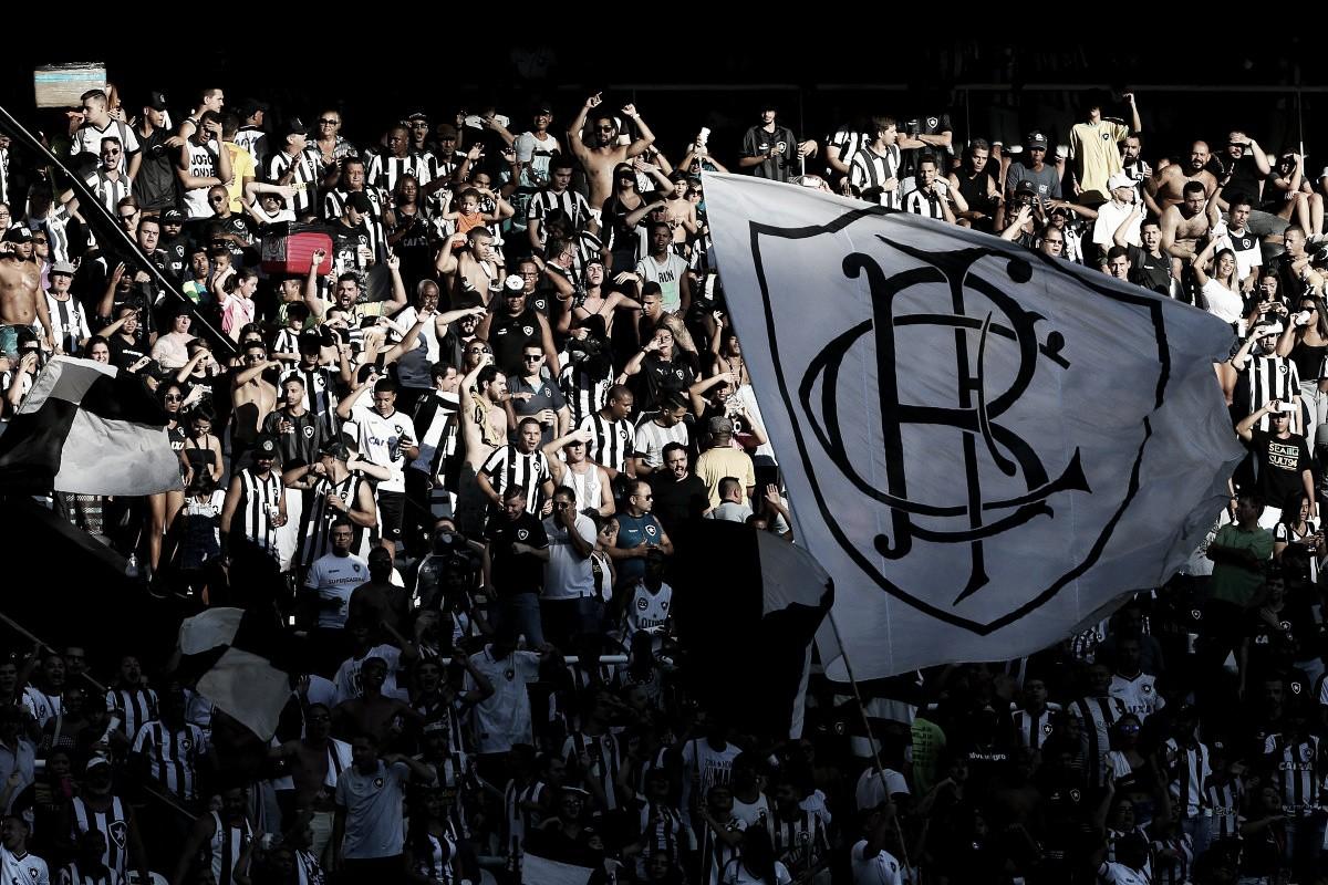 Botafogo inicia venda de ingressos para duelo contra Atlético-PR; tíquete mais barato custa R$ 5