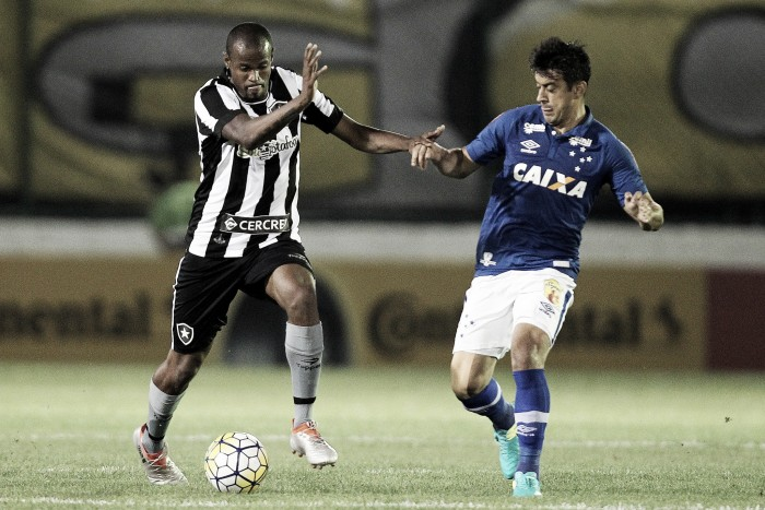 Cruzeiro recebe Botafogo visando sétimo jogo de invencibilidade no Campeonato Brasileiro