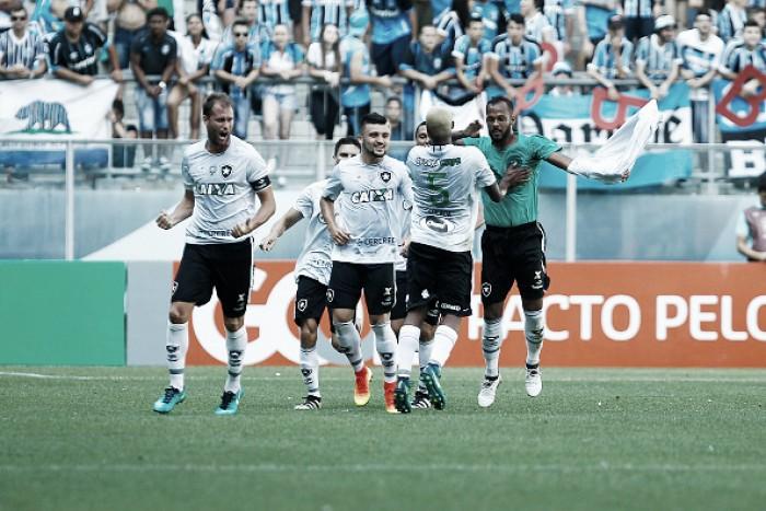 Desempenho positivo em últimas rodadas motiva Botafogo contra Cruzeiro