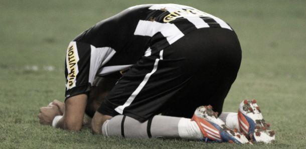 Botafogo relegado pela segunda vez na sua História
