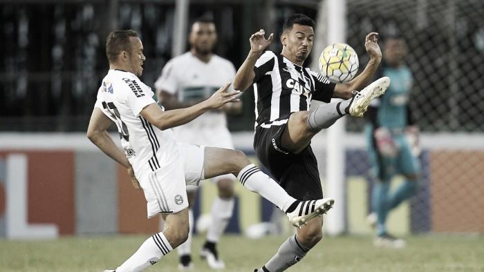 Botafogo e Coritiba se enfrentam por objetivos diferentes no Brasileirão