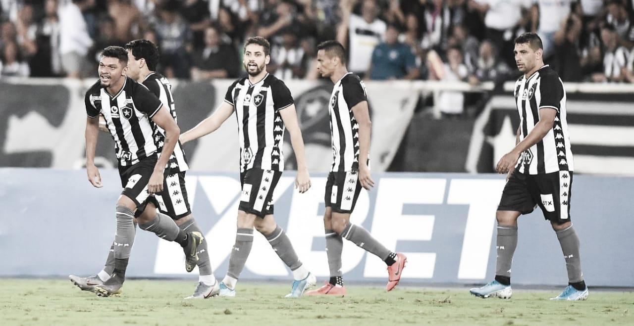 Botafogo bate CSA e se afasta do Z-4